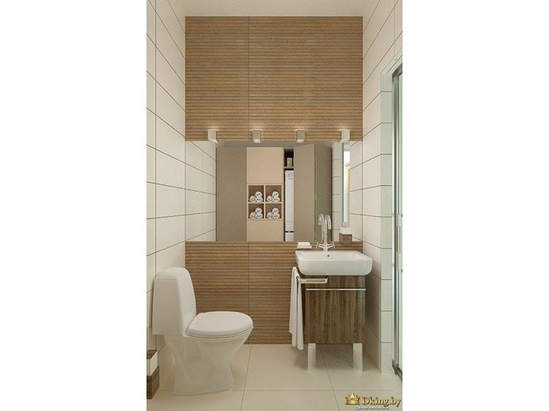 Интерьер туалета (уборной)