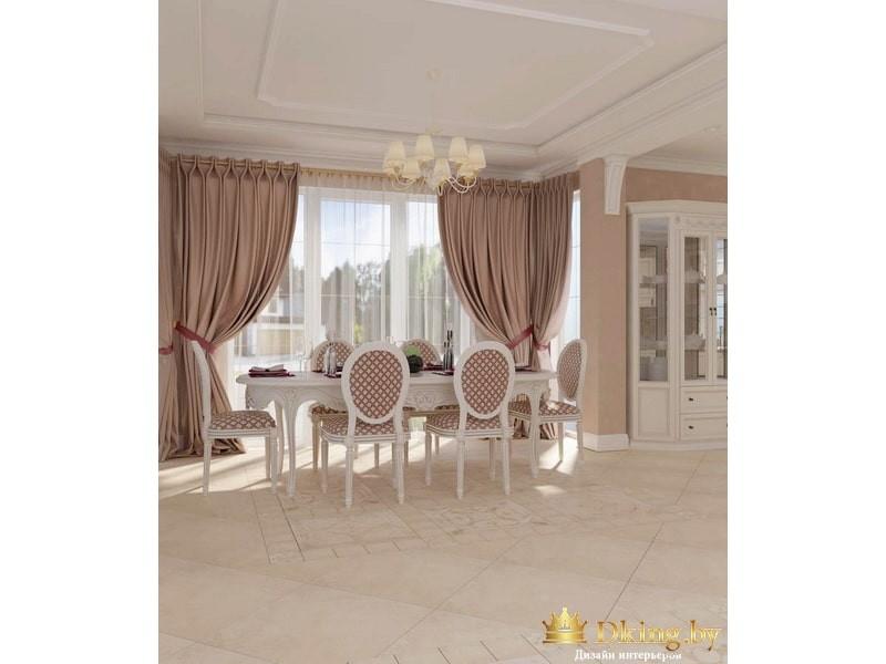 Обеденный стол для все семьи