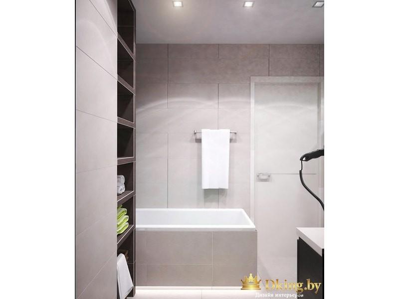 Ванная в ванной комнате