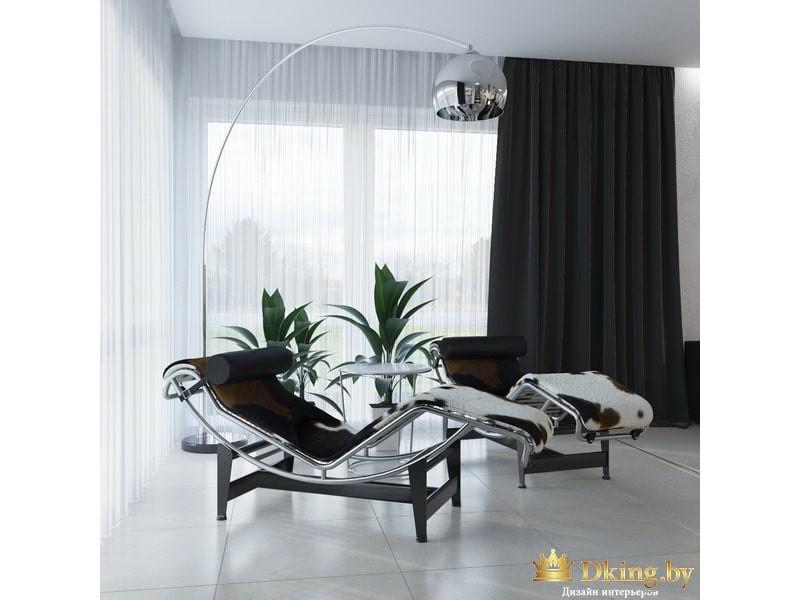 Кресла для отдыха с высоким торшером