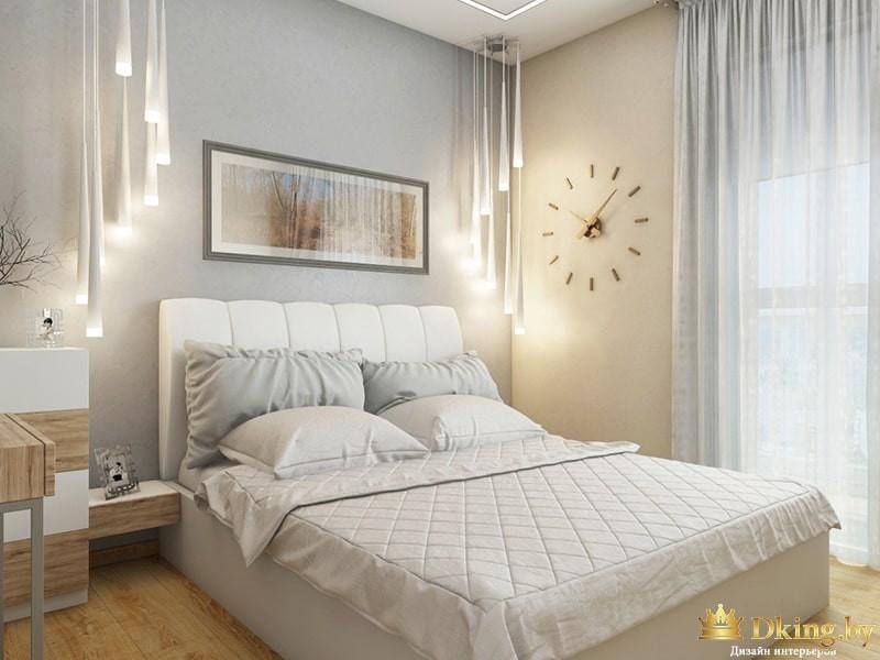 Дизайн-проект квартиры, трехкомнатная