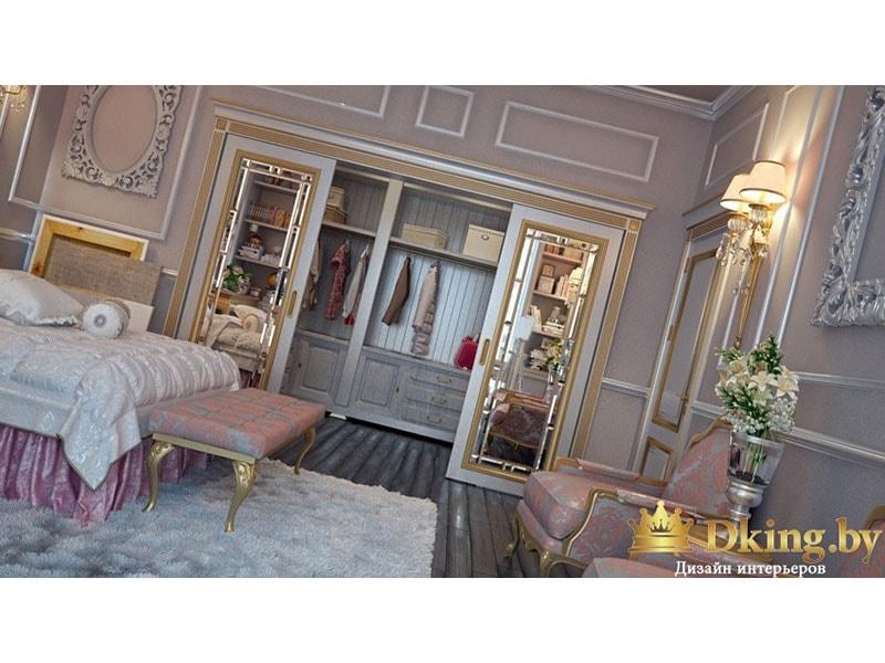 Мягкая мебель в спальне