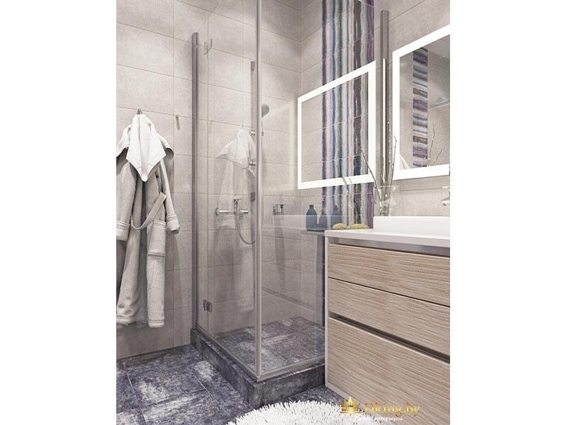 Халат в ванной комнате