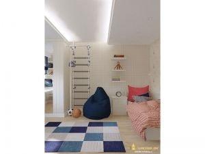 Интерьер детской комнаты от ДиКинг