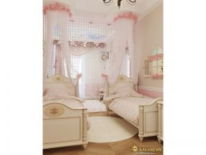 Детская комната: общий вид