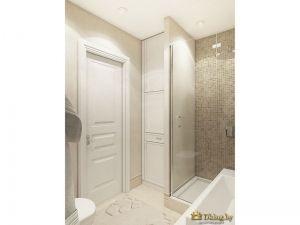 Дизайн продуман таким образом, чтобы максимально сочетаться с общим интерьером квартиры