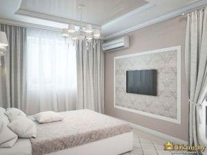 Дизайн интерьера спальни: фото с другого ракурса