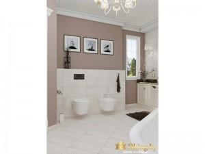 Два унитаза в ванной