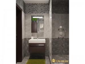 Умыввальник в ванной комнате