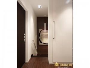 Вход на второй этаж