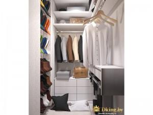 Просторный мужской гардероб
