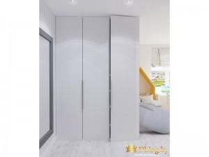 Светлый шкаф в минимализме