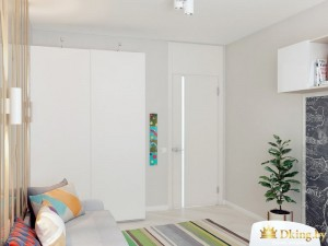Дизайн квартиры, четыр-комн.