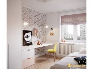 Дизайн четырехкомнатной квартиры