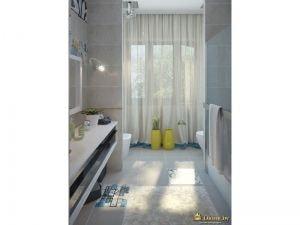 туалетная комната вид от двери