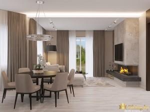 Дизайн двухэтажного дома