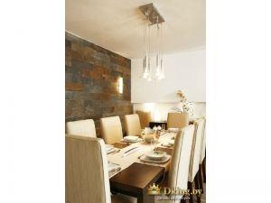 Большой обеденный стол для всей семьи