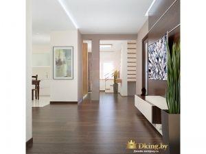Пространство между комнатами в частном доме