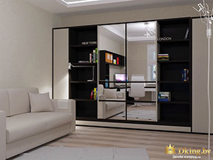 зонирование в 2 комнатной квартире