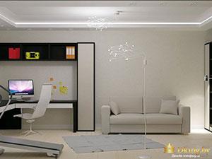 планировка комнаты в двухкомнатной квартире