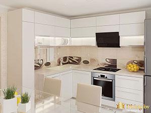 зонирование в частном доме: кухня