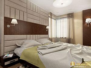 правила зонирования большого дома: спальня