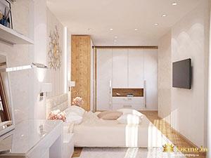 интерьер просторной квартиры