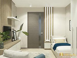 светлая мебель Икеа в дизайне квартиры