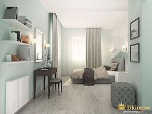 дизайн квартиры 4 комнаты