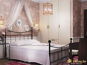 дизайн 2-комнатной сталинки