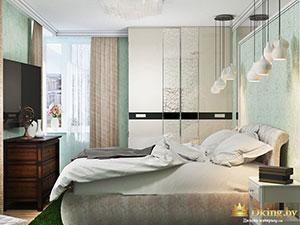 классика и современность в дизайне спальни
