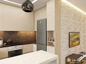 интерьер квартиры: гостиная зона