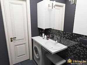 планировка и интерьер трехкомнатной квартиры 100 кв.м.
