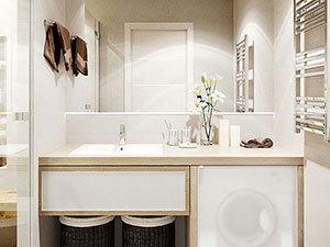 однокомнатная хрущевка дизайн ванной