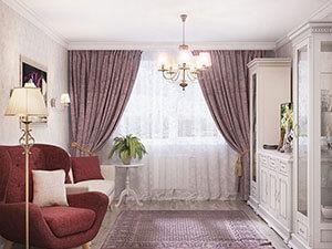 романтичный дизайн интерьера