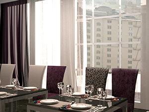 планировка квартиры с 1 комнатой