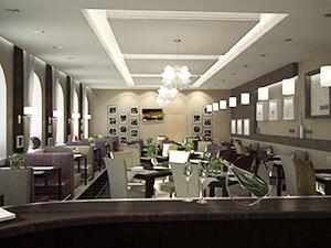 дизайн интерьера кафе на 50 посадочных мест