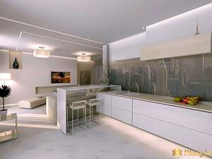 Дизайн студии интерьера в минске