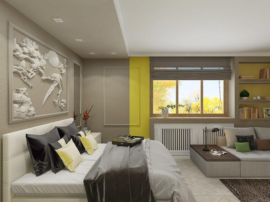 Разработка дизайна интерьера квартир в Минске
